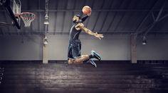 Lebron James Dunk:  http://fwallpapers.com/view/lebron-james-dunk#