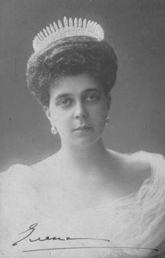 Princess Helena of Greece, Grand Duchess of Russia