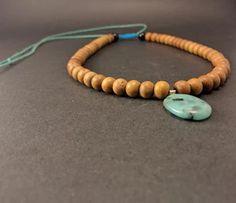 Necklace Adjustable Buddhist Chic.