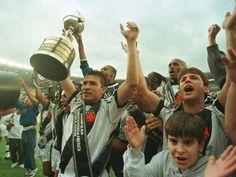 Luizão e a Taça Libertadores