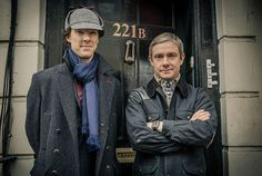 "You may have heard that Sherlock Series 3 is now definitely a thing that will be happening. | The 30 Pictures From ""Sherlock"" You've Waited Nearly Two Years To See"