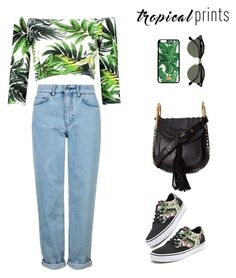 """Untitled #465"" by ichanee on Polyvore featuring interior, interiors, interior design, home, home decor, interior decorating, Topshop, Vans, Chloé and Dolce&Gabbana"