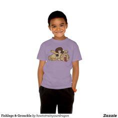 Fishlegs & Gronckle Shirt #camiseta #tshirt