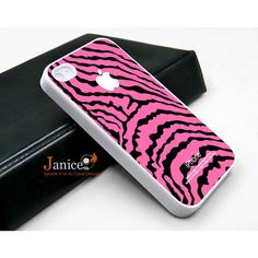 iphone 4 case iphone case iphone 4s case iphone 4 cover pink curve... ($14) ❤ liked on Polyvore