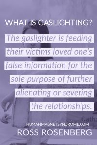 The gaslighter is feeding their victims loved ones false information for the sole purpose of further alienating or severing the relationships. Emotional Child, Emotional Abuse, Narcissistic Personality Disorder, Narcissistic Abuse, What Is Gaslighting, Inner Child Healing, Savage Quotes, Feeling Trapped, Human Behavior