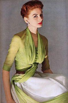 Vogue 1950s Horst