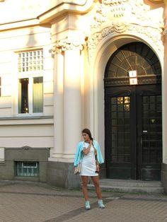 Little White Dress 1