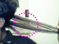 How to Detangle Long 4C Natural Hair | Black Girl with Long Hair