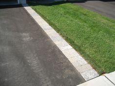asphalt driveway edging - Google Search