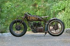 Coney Island Indian Scout