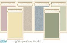 jsf Designs Cream Panels 1