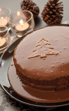 Čokoládová torta - recept Christmas Sweets, Merry Christmas, Ale, Chocolate, My Favorite Things, Desserts, Foods, Drinks, Merry Little Christmas