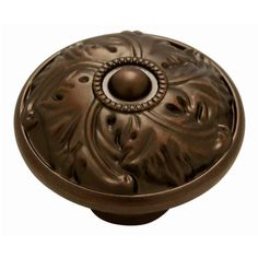 Small Swirl Cabinet Knob in Choice of Finish|House of Antique ...