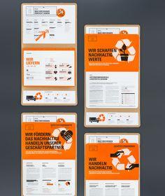 TAKKT Nachhaltigkeitsbericht 2014   STRICHPUNKT DESIGN