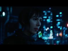 Paramount Pictures has just released the opening scene of Ghost In The Shell, in theaters March In the near future, Major (Scarlett Johansson) Classic Sci Fi, Classic Horror Movies, Recent Movies, New Movies, Sci Fi Films, Best Horrors, Ghost In The Shell, Paramount Pictures, Get Tickets