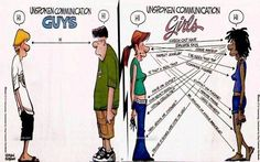 Men vs. women :)))