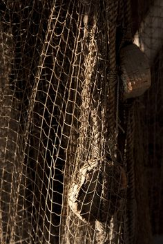 Brown - Fishingnets by Ally81 on Flickr