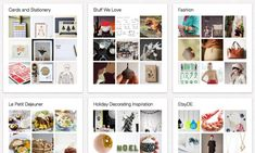 Article: Pinterest: you'll never be bored with a board