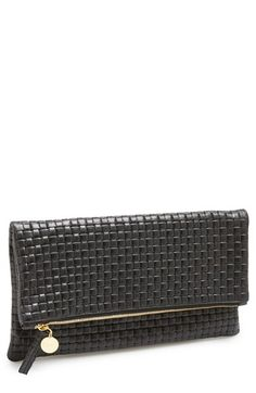 bea26130647d The perfect clutch for a casual date night. Foldover Clutch