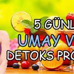 Umay Villa Detoks Diyeti ile 1 haftada 5 kilo verin. Vücudunuzdan toksinleri atın, kilo verin, hafifleyin.