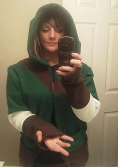 I grew up playing The Legend of Zelda as a kid and I will always loved it. I especially love wearing this one around, I feel like Im Link and all I