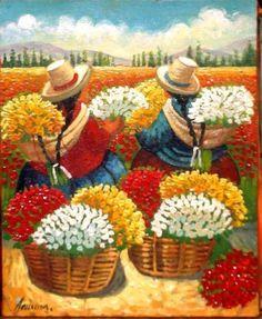 19 mejores imágenes sobre mexicanos en Pinterest   Pinturas de ...