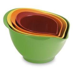 Need mixing bowls... I have ONE...