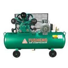 Phân phối máy hút bụi - Máy nén khí - Máy bơm mỡ chính hãng: Modem mới máy nén khí Fusheng TA100(10HP) tại Hà N...
