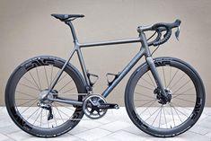 Argonaut Custom Carbon Disc Road Bike