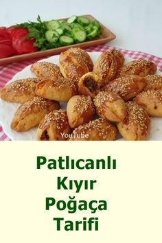 """The post """"Eggplant Mince Pie"""" appeared first on Pink Unicorn Fleisch Pie Recipes, Snack Recipes, Types Of Bread, Easy Eat, Mince Pies, No Bake Pies, Meat Sauce, Party Snacks, Recipe Of The Day"""