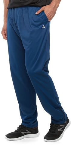 Tek Gear Big & Tall Tapered Tricot Athletic Pants