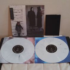 FOR SALE: Brand New - The Devil And God Are Raging Inside Me x2 LP on white/black marble vinyl. Triple Crown Record (3099-1) release limited to /500 and currently out of print.  Jacket and LPs are in mint condition. Comes in a resealable polypro sleeve. Also included is a Pogolith Lyric Book for Devil & God (issue #000). DM offer please.  #nowspinning #LP #vinyl #vinylforsale #vinylsale #vinyligclub #vinylcollection #vinylporn #vinyladdict #recordplayer #recordcollector #recordsforsale…