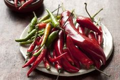 It pays to know your peppers. This gallery guide will help you identify common chilli varieties.