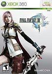 Final Fantasy XIII  (Xbox 360, 2010) on ebay!