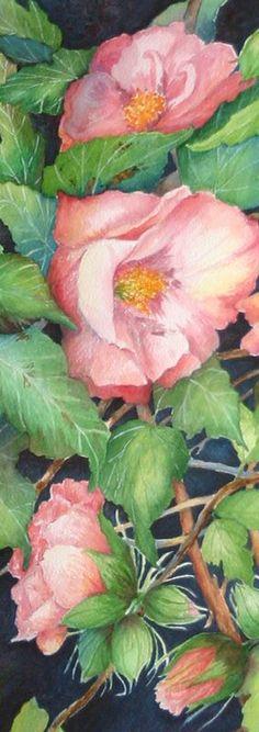 ☆ Rose of Sharon :¦: Artist Ruth Shipman  ☆