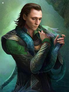 Thor <------ um excuse me this is freaking Loki not Thor. I mean sure it's his movie but Loki is so much better Loki Thor, Loki Laufeyson, Tom Hiddleston Loki, Marvel Dc Comics, Marvel Avengers, Loki Fan Art, Batwoman, Nightwing, Deadpool