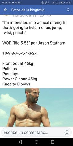 Crossfit Workout Plan, Hero Workouts, Emom Workout, At Home Workouts, Entraînement Boot Camp, Entrainement Full Body, Preparation Physique, I Work Out, Physical Fitness