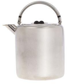 San Lorenzo - Silver teapot 1