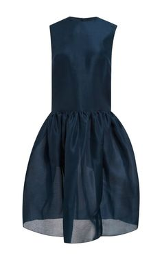 must-buy teal drop-waist bridesmaid dress by Ellery