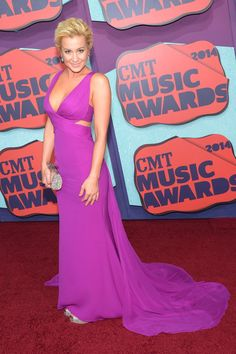 Pin for Later: Vive la country ! Découvrez toutes les stars aux CMT Awards ! Kellie Pickler