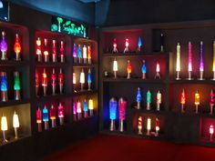 Lava lamp collections - love lava lamps!