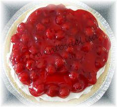 Los Inventos de Lisa: Cherry Cheesecake
