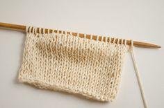 Comment tricoter des rangs raccourcis à la japonaise | The Blog - FR