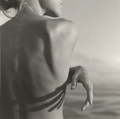 Vulnerable Nude - Black & White photography