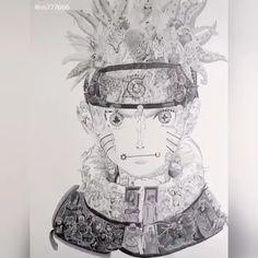 Kakashi Drawing, Naruto Sketch Drawing, Naruto Drawings, Naruto Uzumaki Art, Wallpaper Naruto Shippuden, Boruto, Anime Wallpaper Live, Naruto Wallpaper, Gaara