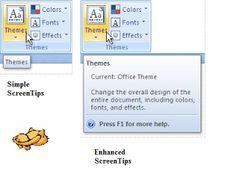 Jasa Pengetikan Online Microsoft Office,Excel,Word,Print & Scan Autocad: Menyembunyikan atau menampilkan ScreenTips Microsoft Word