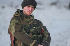War in Ukraine - January 2016