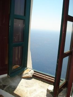 Amorgos; this picture describes the island so good