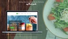 A social media platform, developed by Green Apex, that enables food lovers from across the world to engage through chats and discover innovative recipes. Upload Pictures, Food Pictures, Social Networks, Social Media, Hello Green, Target Customer, Software Development, Case Study, Techno