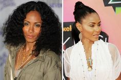 jada pinkett smith layering necklaces Celebrity Deconstructed Style   Jada Pinkett Smith